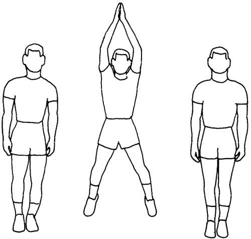 APFT Calisthenics Exercises