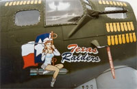 Military Pin Ups – Nose Art