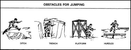 APFT Obstacle Course Exercises (Conditioning)