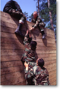 Military Boot Camp on What To Learn Before Going To Bootcamp   Enlist   Militaryspot Com