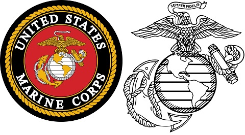 Marine Corps Emblem and Seal