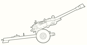 Towed Howitzer (105mm) M119A1/A2