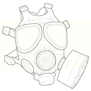 Field Protective Mask, M40/M42-Series