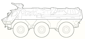 Nuclear, Biological, & Chemical Reconnaissance System M93/M93A1