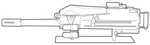 MK19-3 line art