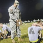 Army Physical Fitness Test - Scoring