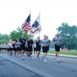 Army Physical Fitness Test – Two Mile Run