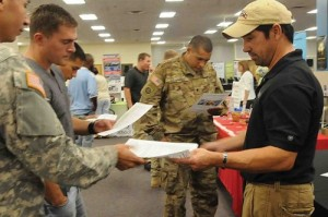 Resources for Veterans Returning to Civilian Status