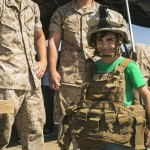 How Has Body Armor Developed to Protect Marines?