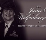 First AF Woman 4-Star Comes Full Circle