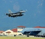 Aviano F-16s Deploy to Turkey