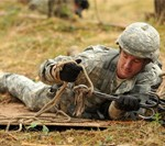 2012 Best Warrior Competition begins at Fort Lee