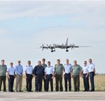 2nd Bomb Wing Delegation Visits Russia