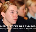 Women's Leadership Symposium Focuses on Importance of Women's Role