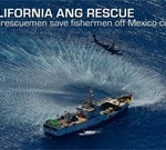 Complex Pararescue Mission Saves Fishermen