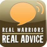 Real Warriors, Real Advice