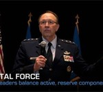 Senior Leaders Discuss Future of Air Force Reserve