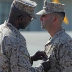 Marine receives Silver Star for actions in Afghanistan