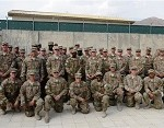 Security Forces Team Awarded Combat Action Medal For Fighting Off Base Attack