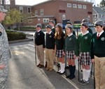 Seventh-Graders Become Soldiers for a Day