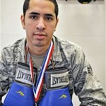 Air Force Boxer One of Best in U.S.