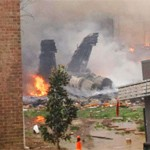 Navy Jet Crashes Into Apartments