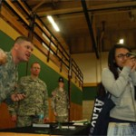 Army Leads Case High School Students on Pathway to Success