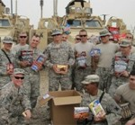 Military Care Packages: Sending Smiles Overseas
