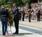 Obama: All Americans Must Help Shoulder Burden of War