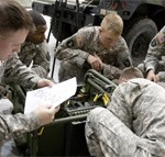 101st Airborne Soldiers Test Howitzer Upgrades