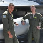 Marine and AF Pilot Temporarily Swap Services