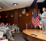 Army Surgeon General Visits Pacific region, Talks about Health Readiness