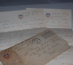 World War II-Era Letters Discovered Inside Wall
