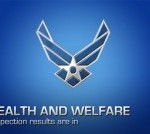 Air Force Releases Results of Health and Welfare Inspection