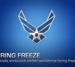 Air Force Implements Civilian Hiring Freeze