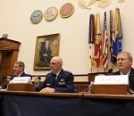 AF Leaders Testify Before Congress on Bomber Structure
