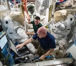Academy Grad Preps for Second Spacewalk