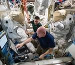 Academy Grad Preps for Second Spacewalk