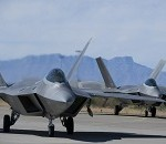 Lockheed Awarded $68M Contract for F-22 Work at Hill AFB
