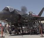 Ground Testing for F-35 Gun Conducted at Edwards AFB