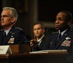 Air Force Generals Testify for Their Future Positions