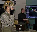 Air Force Researchers Test Google Glass for Battlefield Use