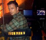Airmen Behind the Scenes of Ironman 3