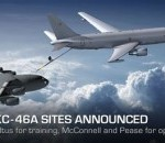 KC-46A Training, Operational Bases, Alternatives Selected
