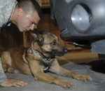 Face of Defense: Security Airmen Deploy With K-9 Partners