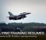 Sequestration Impact Looms Despite Resumed Flying Operations