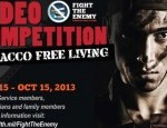 Airmen Asked to Participate in DOD Anti-Tobacco Video Competition