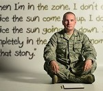 Airman Author Brings Fictional, Real Heroes to Life