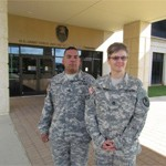 Army Provides Rewarding Careers For Soldier Couple