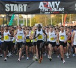 Runners Set for Army Ten-Miler Showdown